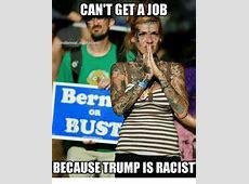 CANT GET a JOB a Millennial Republicans BUST BECAUSETRUMP