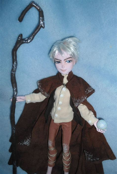 jack frost vers   doll