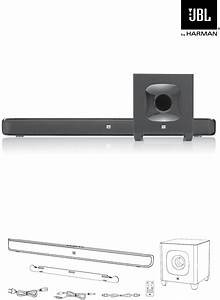 Harman Sb400sgg Powered Soundbar Speaker User Manual