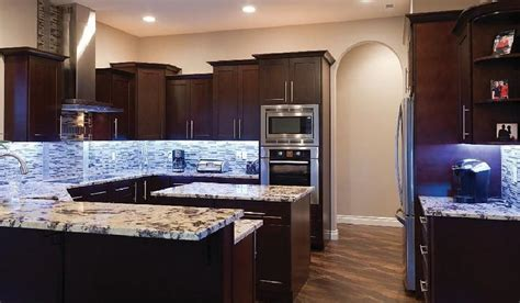 Wholesale Kitchen Cabinets in Phoenix Black Coffee Maple Glaze