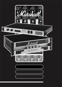Marshall Amplification Stereo Amplifier El84 20  20 User