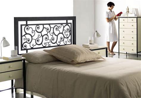 chambre en teck tête de lit têtes de lit en bois massif métal bambou