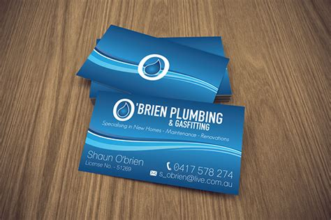Plumbing Business Card On Behance Business Card Maker Github Quotes On Innovation Portable Windows In Cebu Wiki Full Version From Steve Jobs
