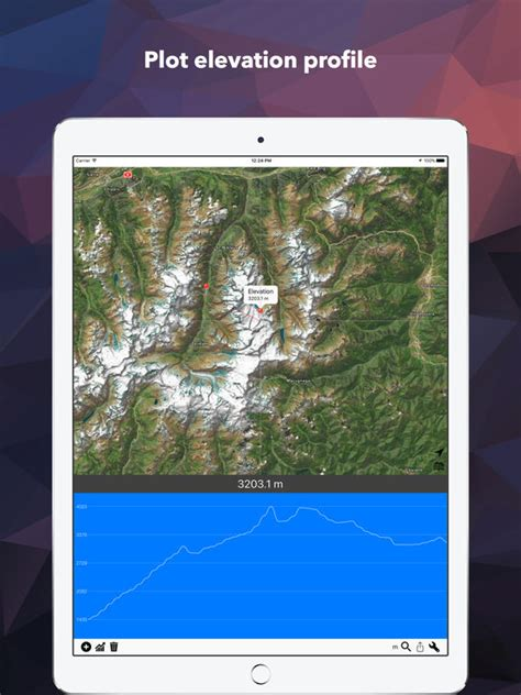 elevation app iphone elevation height above sea level altitude map on the