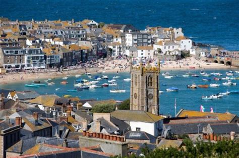 This is why we should all move to St Ives right now ...