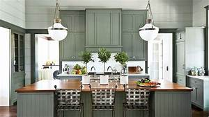 subtle green shiplap kitchen 15 ways with shiplap With kitchen colors with white cabinets with metal wall art ships