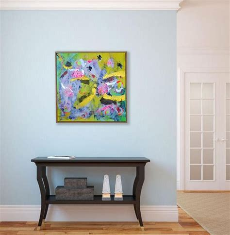 Printemps department store also pioneered the use of floral and natural motifs, both in decor facilities violet centers every first day of spring, as the use of art nouveau architecture. Trail Of Tears - Abstract Painting by Artist Collective: Duende As Art - Katherine Rody and ...