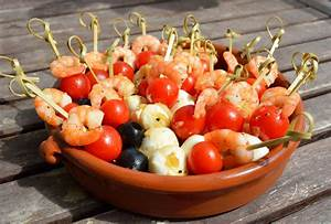 Tomate Mozzarella Spieße : tapas garnelen tomate mozzarella spie e rezept ~ Lizthompson.info Haus und Dekorationen