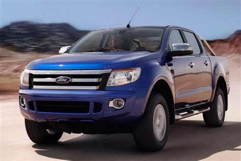 Ford Ranger Double Cab 2012 Pictures, Ford Ranger Double