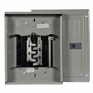 Siemens Es Series 200 Amp 12-space 24-circuit Main Lug Indoor Load Center-s1224l1200
