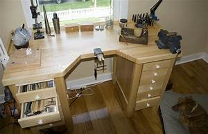 Woodwork Jewelry Making Bench Block PDF Plans