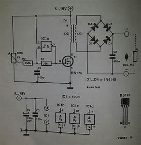 Wiring Diagram For Power Converter 324l