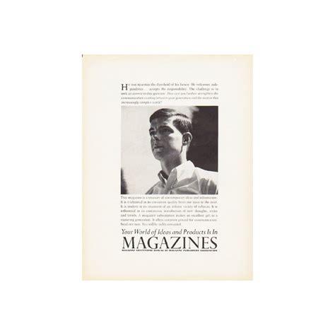 advertising bureau 1966 magazine advertising bureau vintage ad quot your of