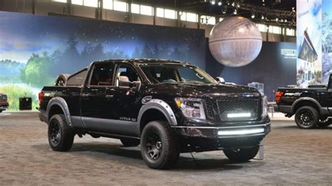 nissan titan xd diesel   price