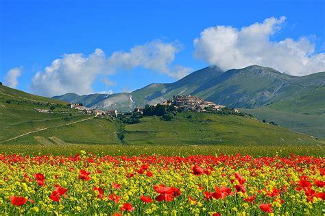 Italy Civita Di Bagnoregio 2017 Bing Desktop Wallp Hd