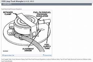 Jeep Yj Fuel Filter Hose