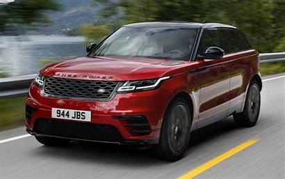 Rover Velar Range Land Wallpapers Dynamic Pack