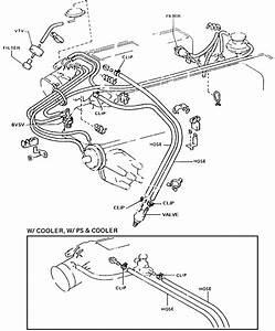 Toyota 22r Engine Lubrication Diagram