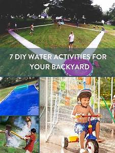 keep cool and family with these diy backyard