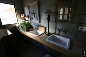 Meuble A Faire Soi Meme Recup : meuble salle de bain a faire soi meme ~ Zukunftsfamilie.com Idées de Décoration