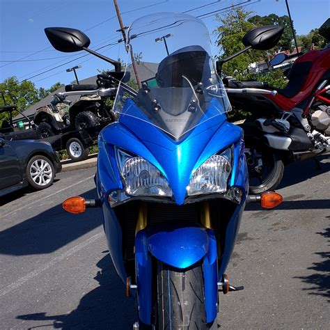 Suzuki Motorcycle Windshields by Suzuki Gsx S1000f Windshields