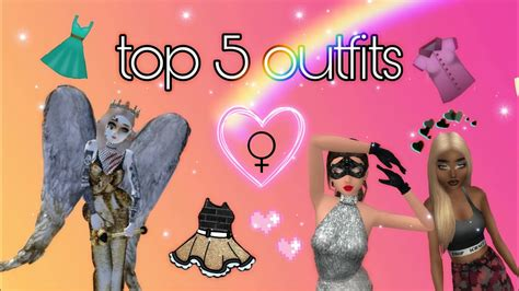 avakin outfit female