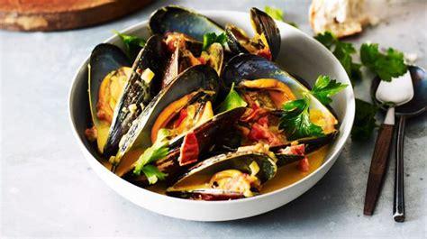 cuisiner moule nos meilleures recettes de curry l 39 express styles