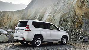 Toyota Land Cruiser 2014 Wallpapers - HD