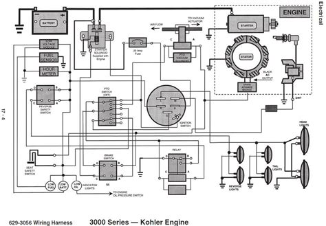 Tractor Ignition Switch Wiring Diagram Saftey