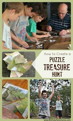 fuels backyard get togethers riddles clues you can use for an outdoor treasure hunt