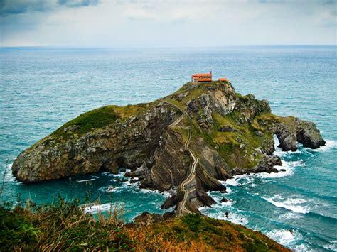Gaztelugatxe Basque Country Spain