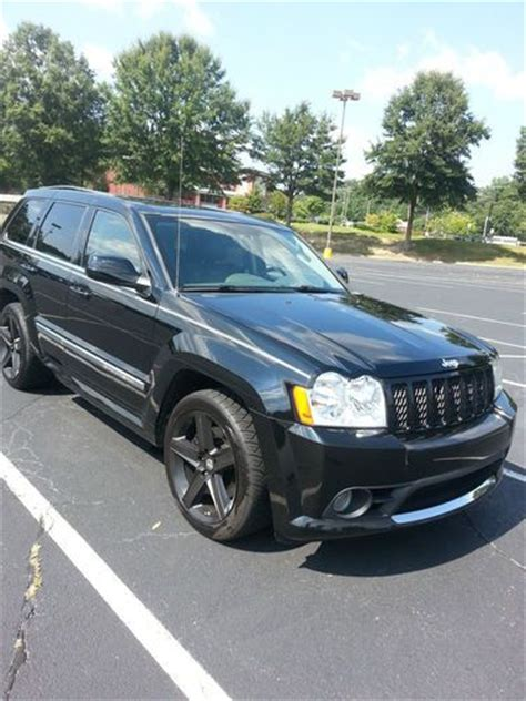 2006 jeep grand cherokee custom find used 2006 jeep grand cherokee srt8 sport utility 4