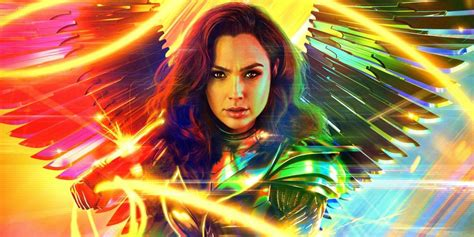 New Wonder Woman 1984 Poster Confirms CCXP Panel In December