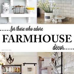 farmhouse decor ideas - Farm House Kitchen Ideas