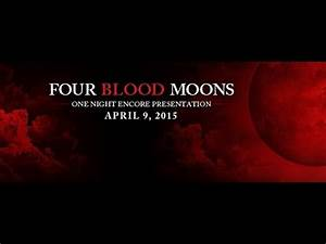 Four Blood Moons Movie - (Official Trailer 2015) - YouTube