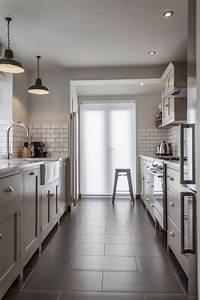 Galley Kitchens | Norse White Design Blog