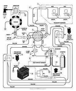 Small Engine Starter Switch Diagram