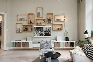 Idees Deco Salon : id e d co pour salon pinterest c t maison ~ Melissatoandfro.com Idées de Décoration