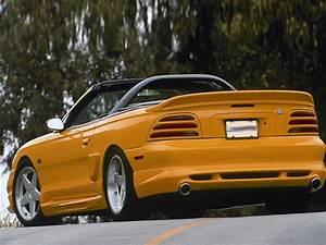 1994-1998 Ford Mustang Xenon Full Body Kit