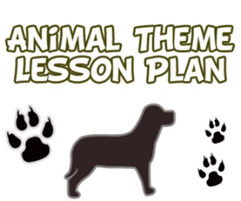 preschool lesson plans pets animal theme lesson plans for pre k preschool 403