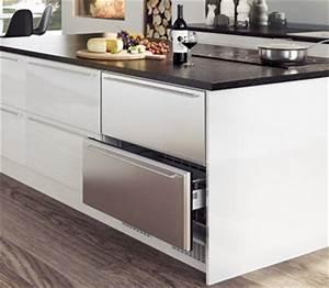 Refrigerateur Sous Plan De Travail : r frig rateur tiroirs habillable norcool ~ Farleysfitness.com Idées de Décoration