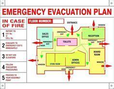 motel emergency evacuation plan images emergency