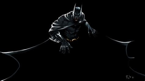 batman dc comics black background wallpaper
