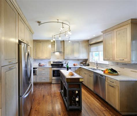 style classical solid wood kitchen cabinets