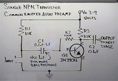 transistors  ro   watts    amplifier