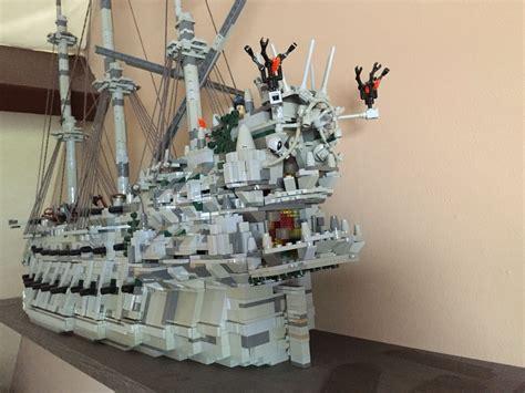Lego Potc Flying Dutchman Pirate Ship