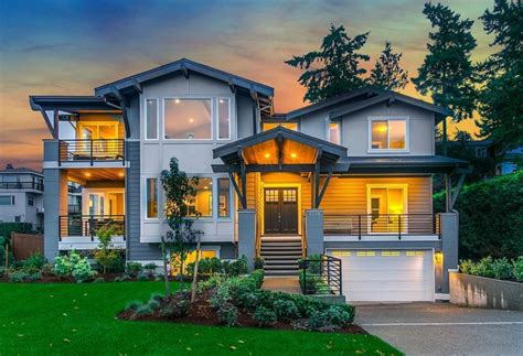 Photo Gallery  Seattle New Homes  Jaymarc Homes