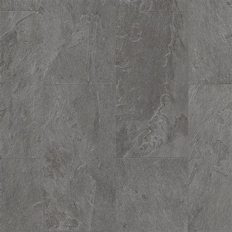 slate grey quickstep livyn ambient click 4 5mm grey slate tile vinyl