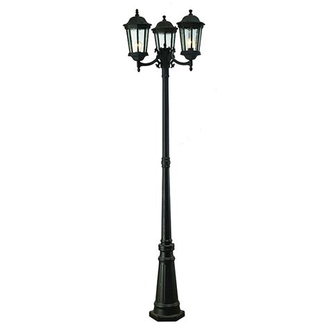 outdoor pole lights commercial ideas