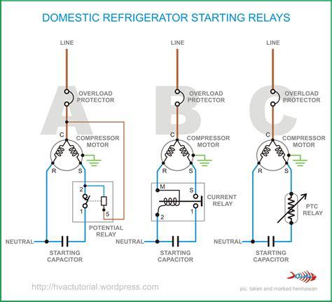 Domestic Refrigerator Starting Relays Hermawan Blog